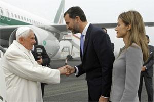 Benedicto y los principes